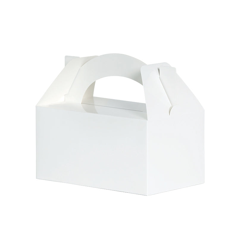 White Lunch Boxes (5 pack)