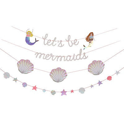 Mermaid Garland Kit