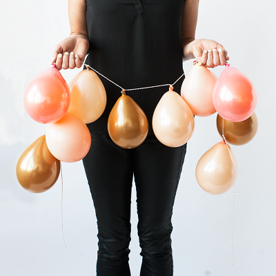 Lovesome Mini Balloon Garland