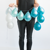 Surf's Up Mini Balloon Garland
