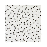Black Bow Tie Napkins (20 pack)