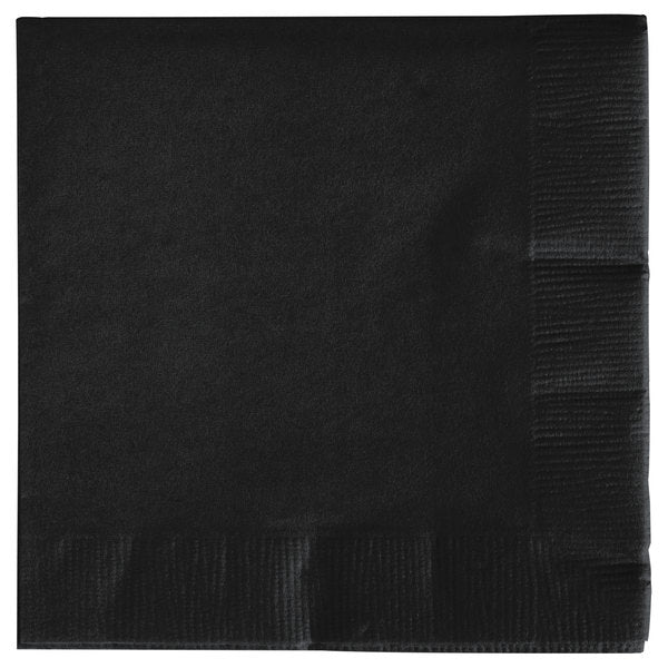 Black Napkins (20 pack)