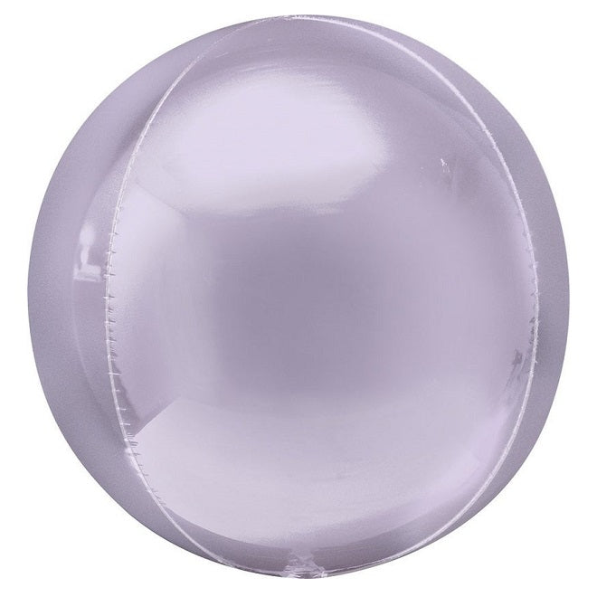 Pastel Lilac Orbz Balloon