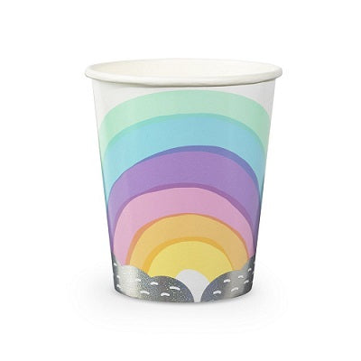 Over The Rainbow Cups (8 pack)