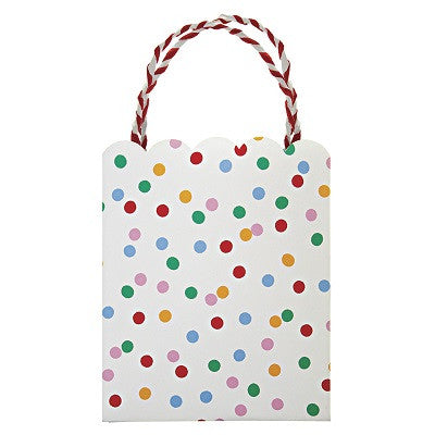 Toot Sweet Spotty Party Bags (8 pack)