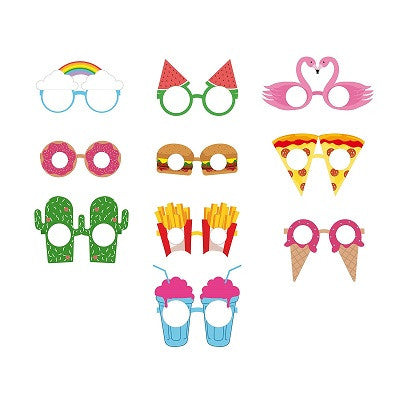 Party Glasses (10 pack)