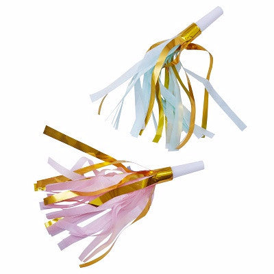 Tassel Party Horns (10 pack)