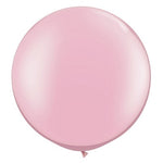 Pearl Pink Giant 75cm Round Balloon