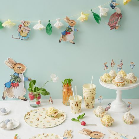 Peter Rabbit Plates (12 pack)