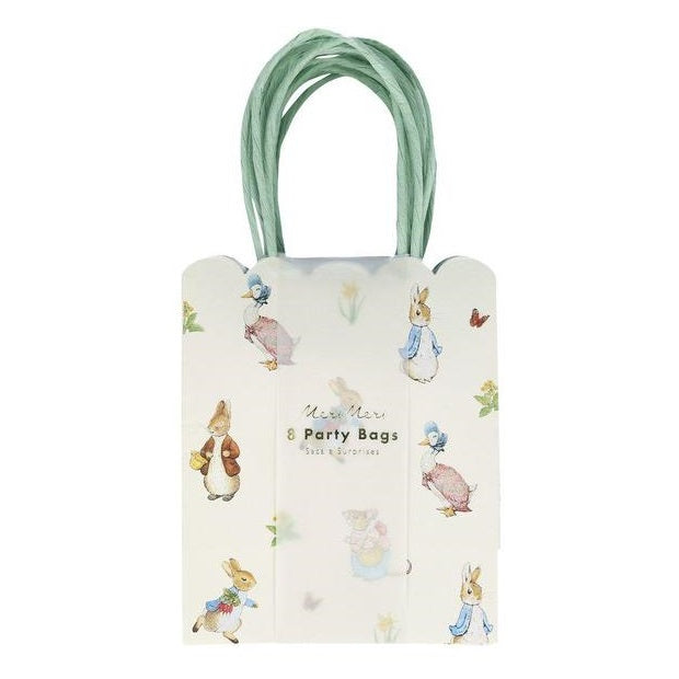 Peter Rabbit & Friends Party Bags (8 pack)