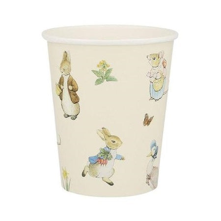 Peter Rabbit & Friends Cups (12 pack)