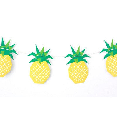 Geo Pineapple Garland