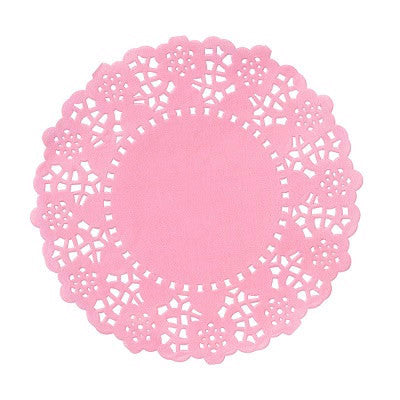 Pink Doilies (100 pack)