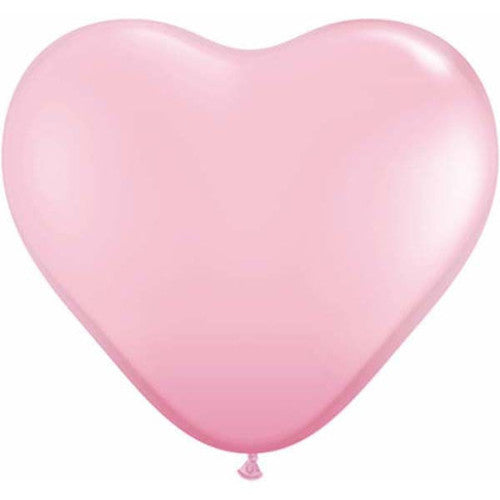 Pink Giant 90cm Heart Balloon