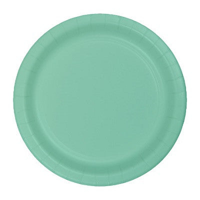 Fresh Mint Plates (24 pack)
