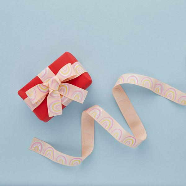 Rainbow Ribbon (5m)