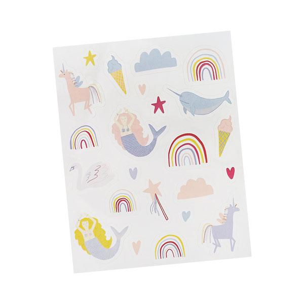 Rainbow Stickers (2 sheets)