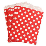 Red Dot Party Bags (10 pack)