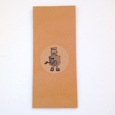 Robot Party Bags (10 pack)