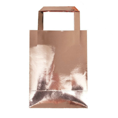 Rose Gold Party Bags (5 pack)
