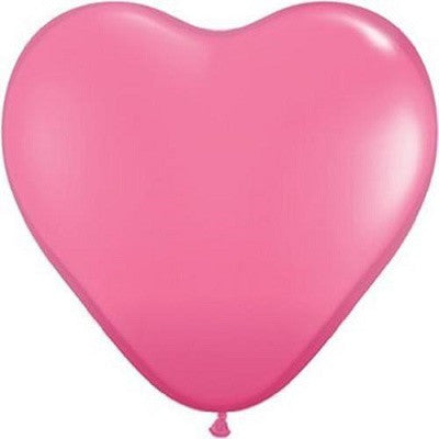 Rose Giant 90cm Heart Balloon