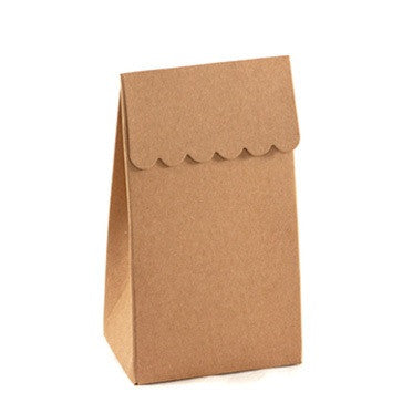 Kraft Treat Boxes (12 pack)