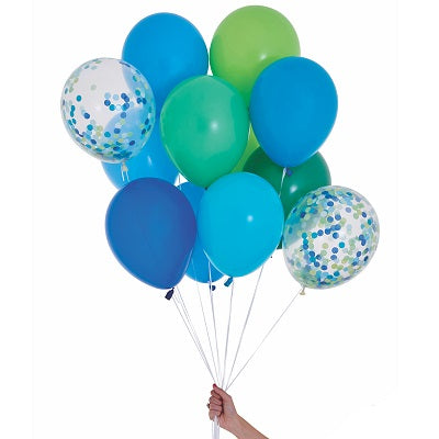 Handsome Balloon Set (12 pack)