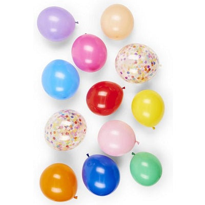 Rainbow Balloon Set (12 pack)