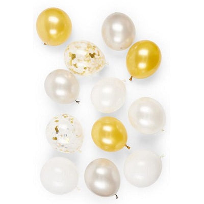 Metallic Balloon Set (10 pack)