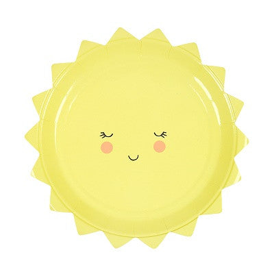 *COMING SOON* Small Sun Plates (12 pack)