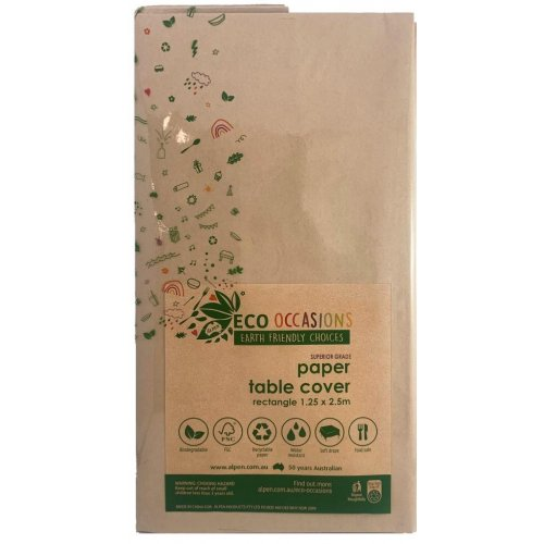 Kraft Eco Paper Tablecover