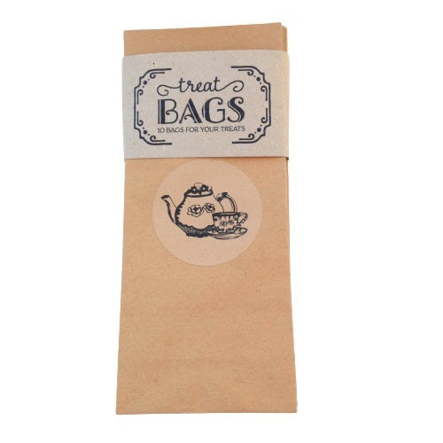 Cup of Tea Party Bags (10 pack)