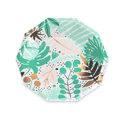 Tropicale Dessert Plates (8 pack)