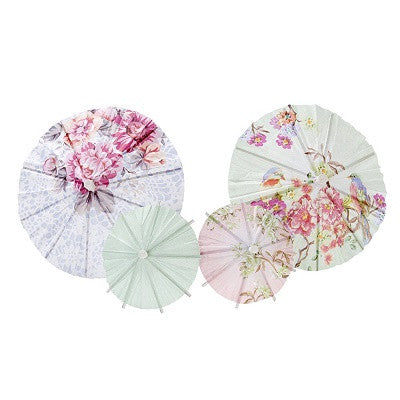 Truly Romantic Parasols (24 pack)