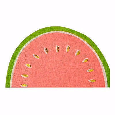 Watermelon Napkins (16 pack)