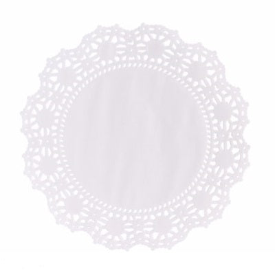 White Doilies (100 pack)