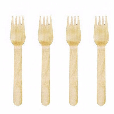 Wooden Forks (15 pack)