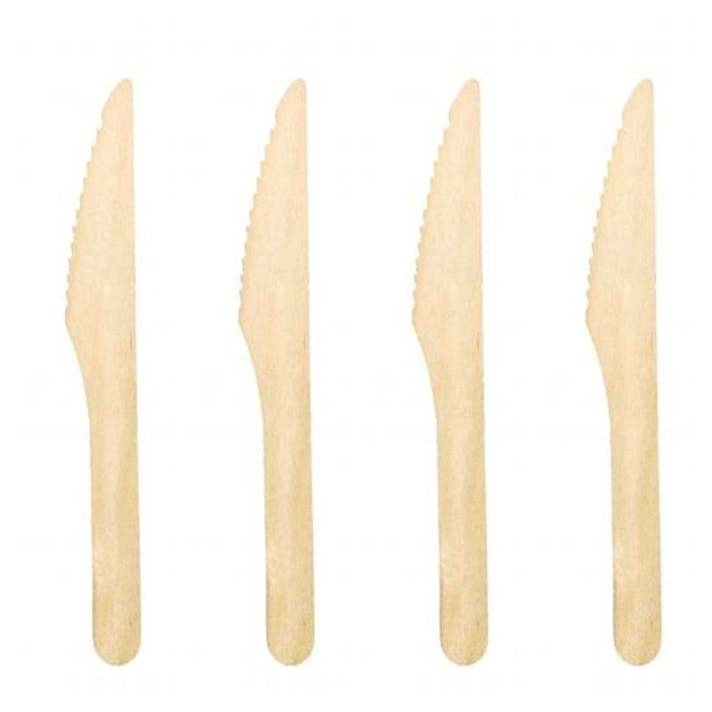 Wooden Knives (15 pack)