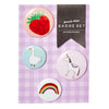Favourite Things Badge Set (4 pack)
