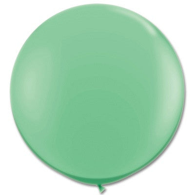 Winter Green Giant 90cm Round Balloon