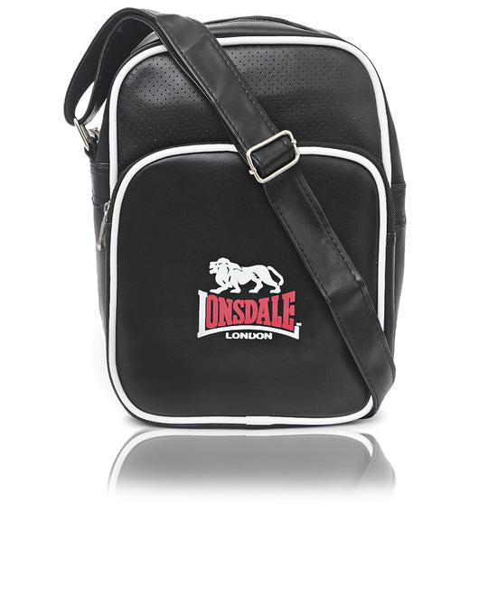 LONSDALE CROSSBODY BAG - BLACK