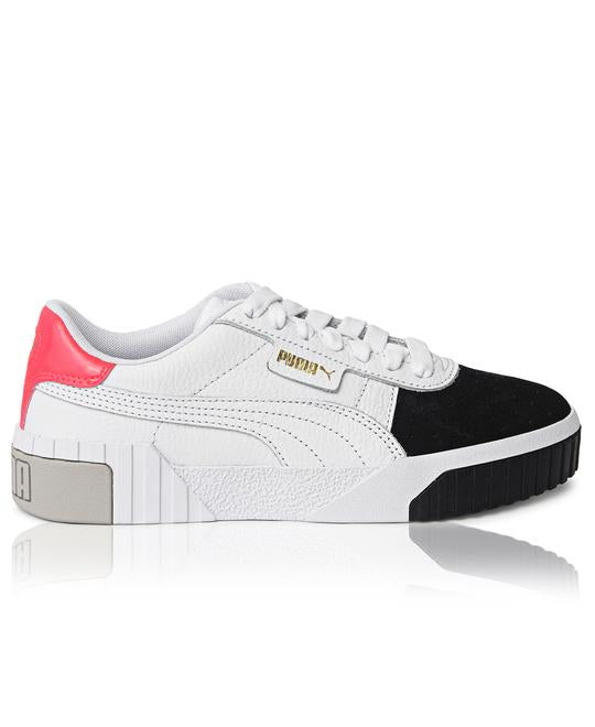 LADIES' CALI REMIX SNEAKERS - WHITE-BLACK-Localizedrsa -Enhance your RSA online shopping experience with localizedrsa, with 10 shopping departments to choose from!-Buy online in South Africa-www.localizedrsa.co.za