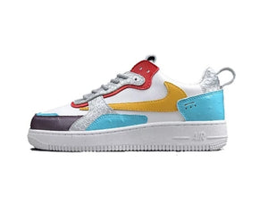 Nike Air Force 1 AC White/Blue/Yellow