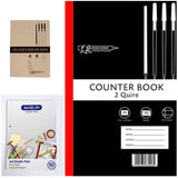Exercise Books: A4 2 Quire Book Option-Localizedrsa -Enhance your RSA online shopping experience with localizedrsa, with 10 shopping departments to choose from!-Buy online in South Africa-www.localizedrsa.co.za