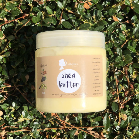 Sweet Almond Oil infused Shea Butter