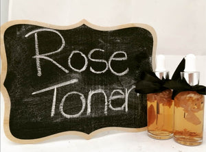 Raw Organic Skin Care-Rose Toner