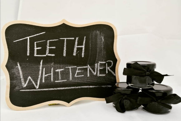 Raw Organic Skin Care-Teeth Whiteners