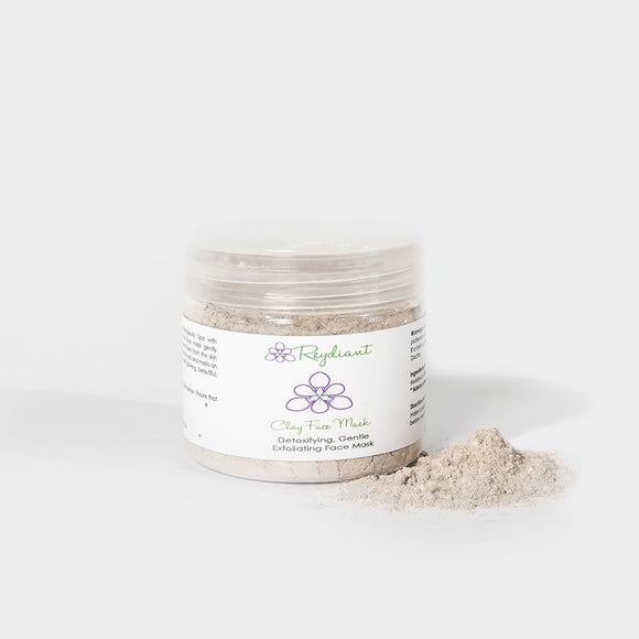 Clay Face Mask-Localizedrsa -Enhance your RSA online shopping experience with localizedrsa, with 10 shopping departments to choose from!-Buy online in South Africa-www.localizedrsa.co.za