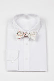 Peter - JCclick Shop Cream Floral bowtie-Localizedrsa -Enhance your RSA online shopping experience with localizedrsa, with 10 shopping departments to choose from!-Buy online in South Africa-www.localizedrsa.co.za