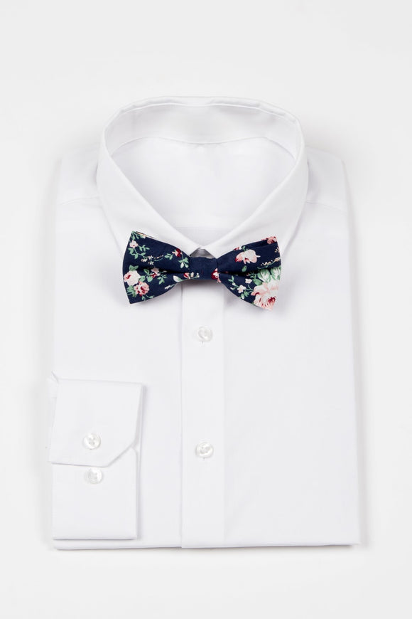 Nate - JCclick Shop Navy Floral bowtie-Localizedrsa -Enhance your RSA online shopping experience with localizedrsa, with 10 shopping departments to choose from!-Buy online in South Africa-www.localizedrsa.co.za